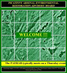 Click here to enter the website of the Picatinny Arsenal Environmental Restoration Advisory Board.